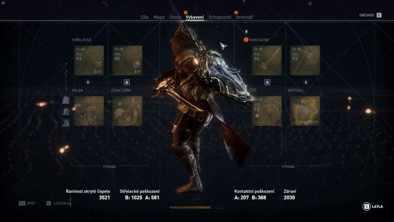 Assassin's Creed  Origins – Blížící se hrozba