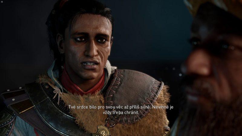 Assassins Creed Origins – Hidden Ones – Vyšší dobro
