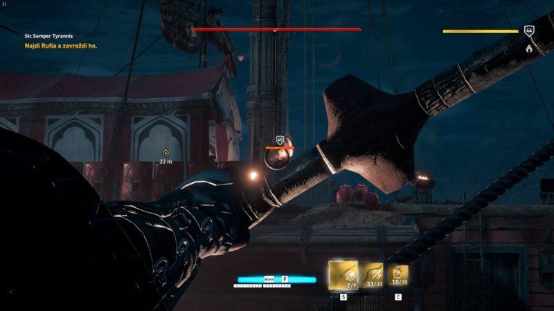 Assassins Creed Origins – Hidden Ones –  Sic Semper Tyrannis