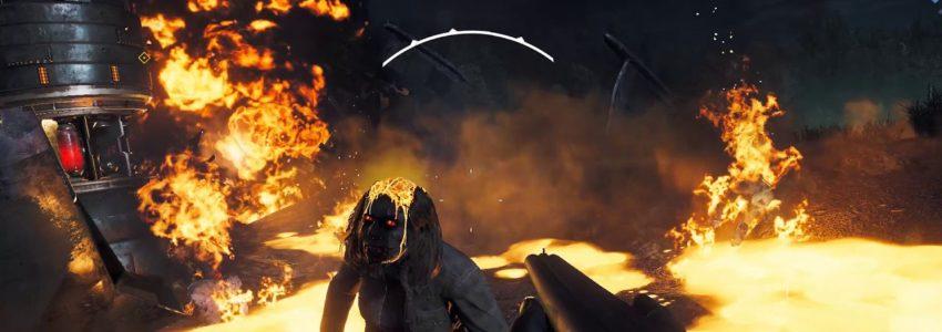 Far Cry 5 – Živí mrtví – Pole strachu