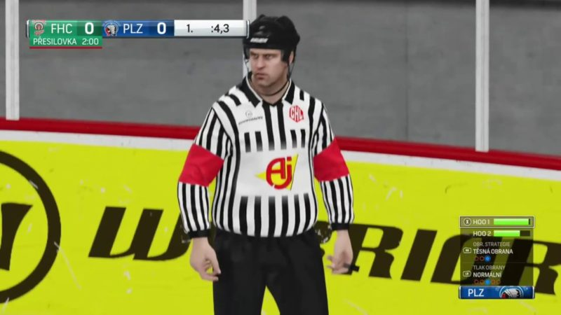 NHL 19 – Champions Hockey League
