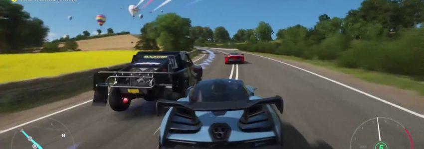 Forza Horizon 4 – demo – #01