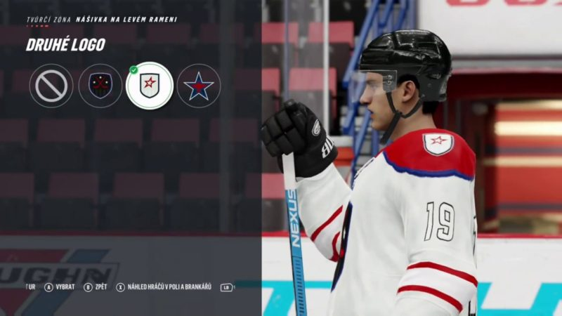 NHL 19 – režim Organizace – #01