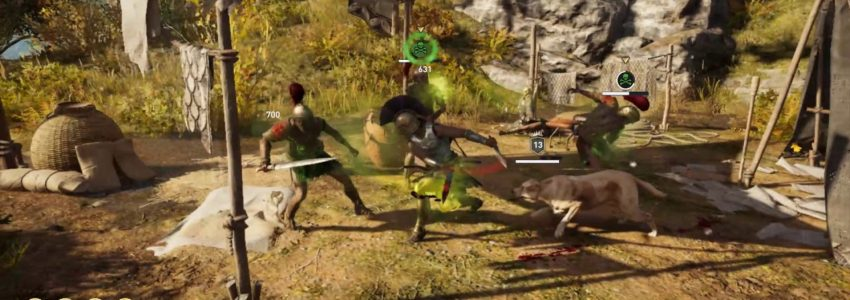 Assassin's Creed Odyssey – Zakázka na zbojníky