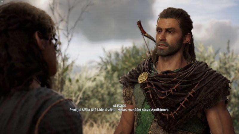 Assassin's Creed Odyssey – Nejvnevlídnější řez