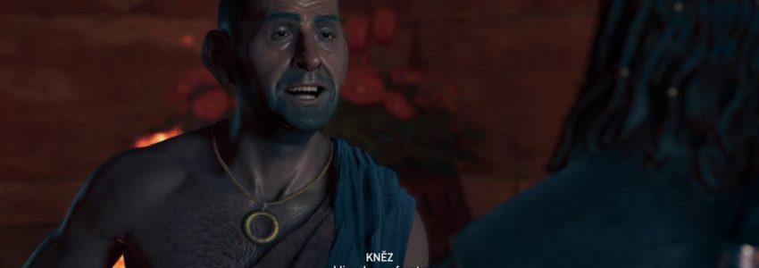 Assassin's Creed Odyssey – Porada s duchem