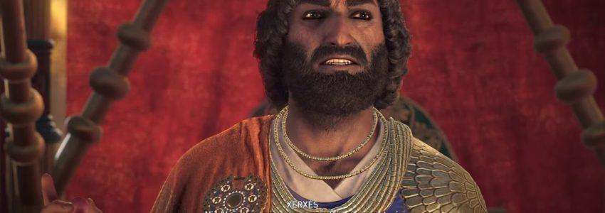 Assassin's Creed  Odyssey – DLC Odkaz první čepele – Na mušce – Stín legendy – 2