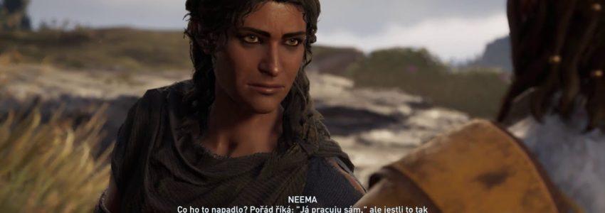 Assassin's Creed Odyssey – Lov začíná