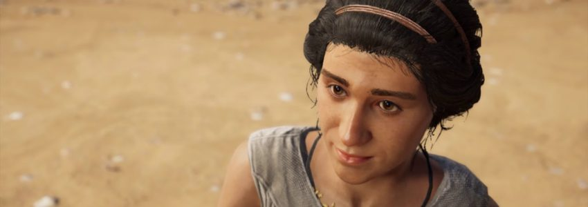 Assassin's Creed Odyssey – Záhadná choroba