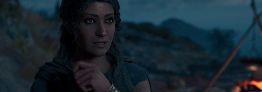 Assassin's Creed Odyssey – Kousky skládačky