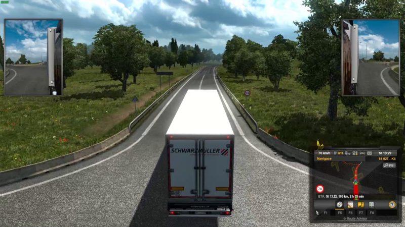 Euro Truck Simulator 2 – Gdaňsk – Kaliningrad