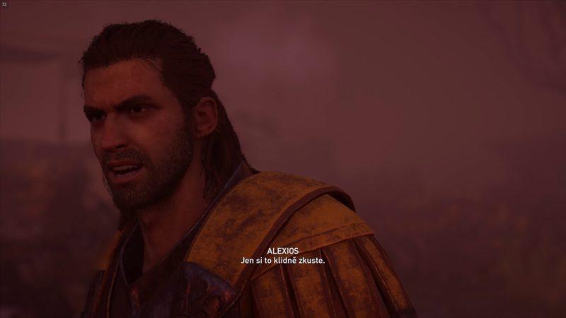 Assassin's Creed Odyssey – DLC Odkaz první čepele – Na mušce – Jezdec přichází