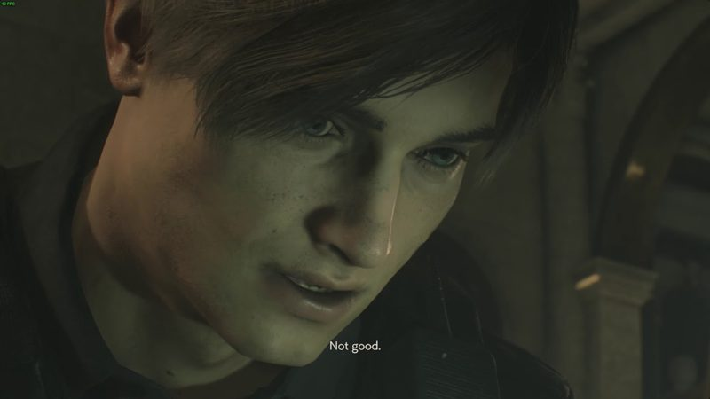 "RESIDENT EVIL 2 / BIOHAZARD RE:2 ""1-Shot Demo"""