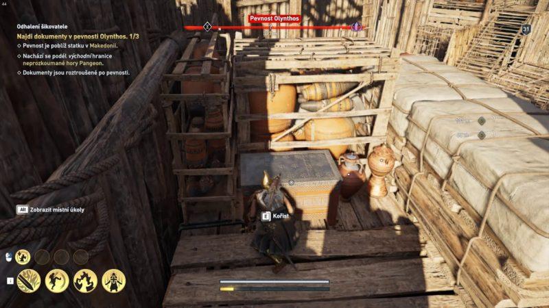 Assassin's Creed Odyssey – Odhalení šikovatele
