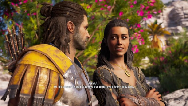 Assassin's Creed Odyssey – Bohyně lovu