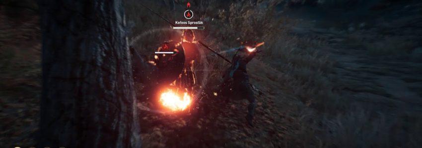 Assassin's Creed Odyssey – DLC Odkaz první čepele – Ochránce Persie I
