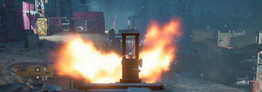 Far Cry New Dawn – Stará kovárna