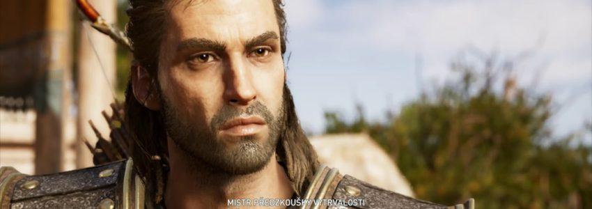 Assassin's Creed Odyssey – Předzkouška vytrvalosti