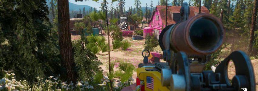 Far Cry New Dawn – Vylepšete prosperity