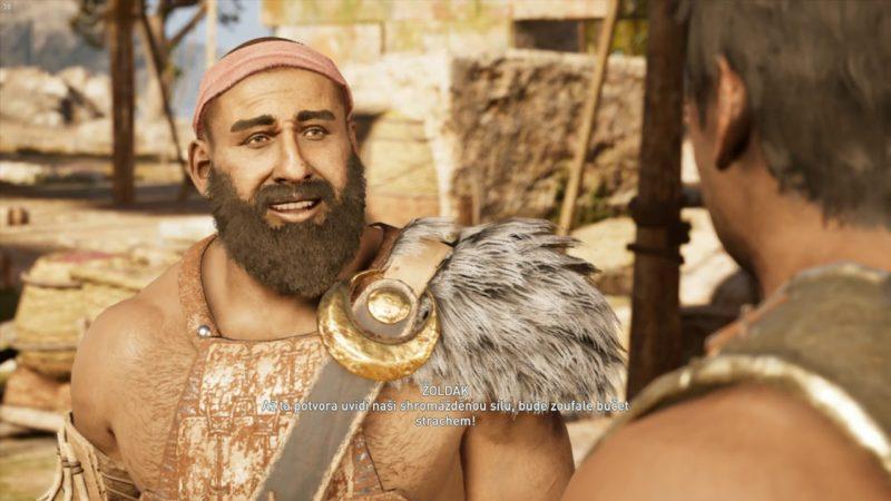 Assassin's Creed Odyssey – Co leží pod povrchem