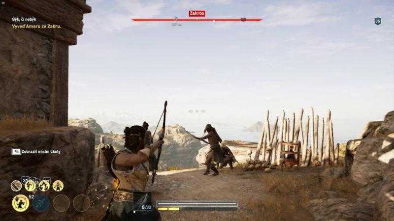 Assassin's Creed Odyssey – Býk, či nebýk