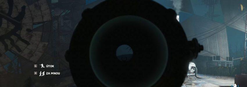 Far Cry New Dawn – Signální bod