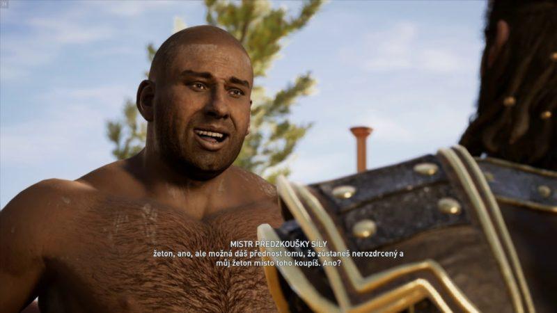 Assassin's Creed Odyssey – Předzkouška síly