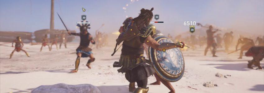 Assassin's Creed Odyssey – Povolání do zbraně