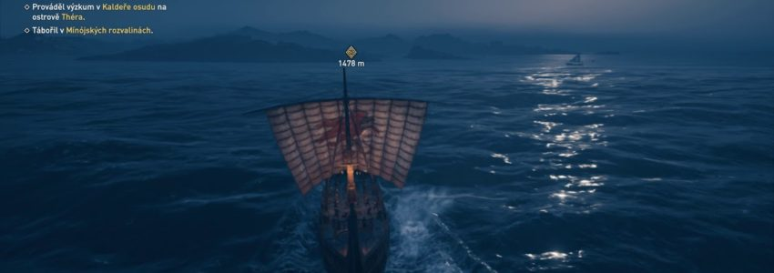 Assassin's Creed Odyssey – Rodinný odkaz