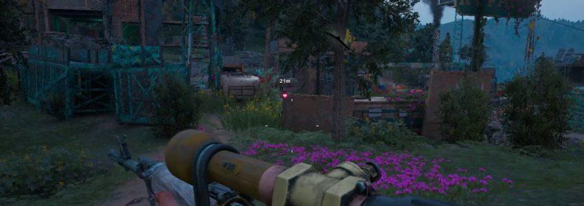 Far Cry New Dawn – Město přívěsů