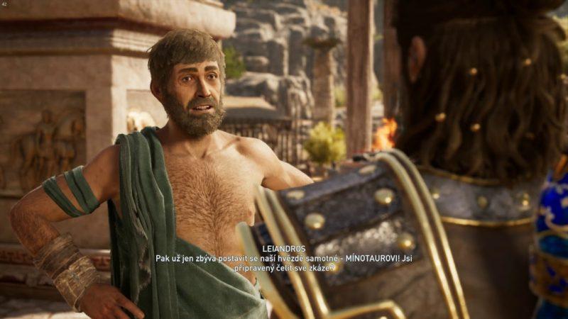 Assassin's Creed Odyssey – Jak vydělat na hovězím