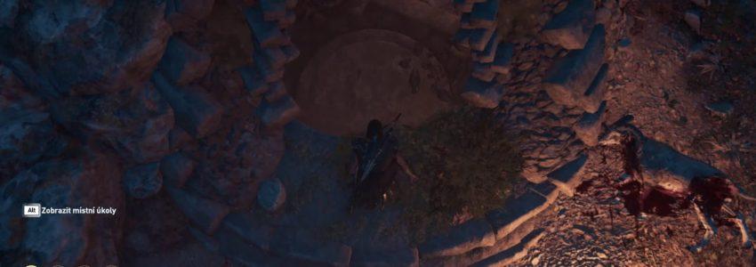 Assassin's Creed Odyssey – Poslední lov Nesalin