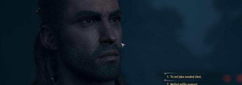 Assassin's Creed Odyssey – Odkaz Sfingy