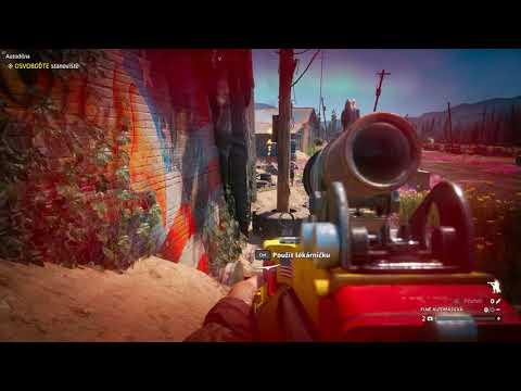 Far Cry New Dawn – Autodílna II