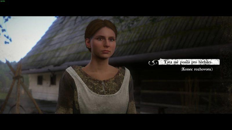 Kingdom Come Deliverance – DLC A Woman's Lot – #02