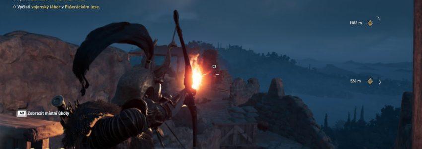 Assassin's Creed Odyssey – Lámání chleba I