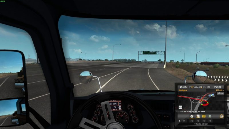 American Truck Simulator – Washington – 01