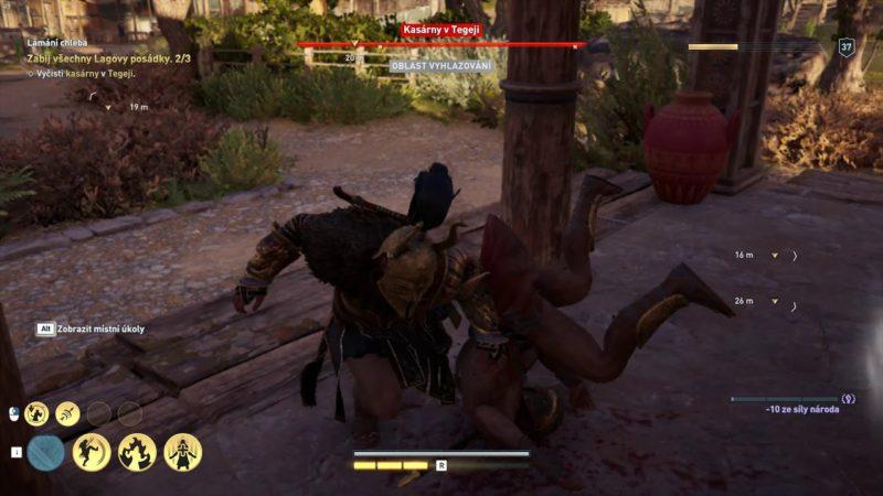 Assassin's Creed Odyssey – Lámání chleba III