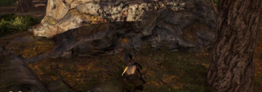 Assassin's Creed Odyssey – Zákaz krádeží