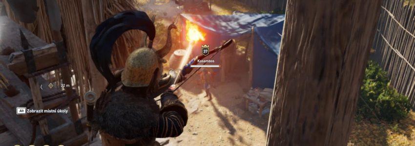 Assassin's Creed Odyssey – Mrtvý muž vstává!