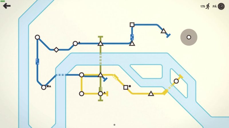 Mini Metro – Paříž
