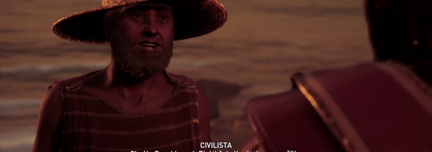 Assassin's Creed Odyssey – Chytit a pustit