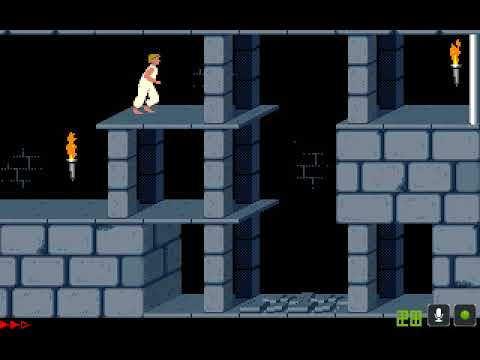 Prince of Persia – level 1