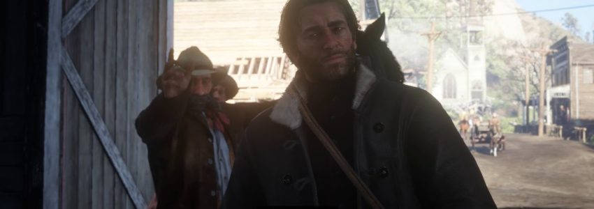 Red Dead Redemption 2 – 08
