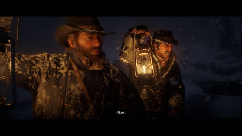 Red Dead Redemption 2 – 01