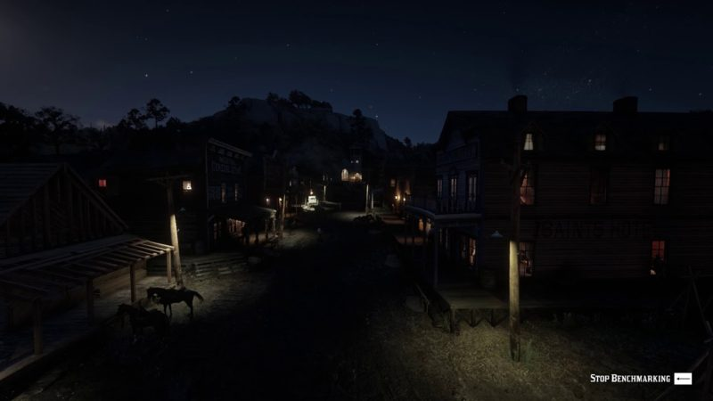 Red Dead Redemption 2 – Benchmark