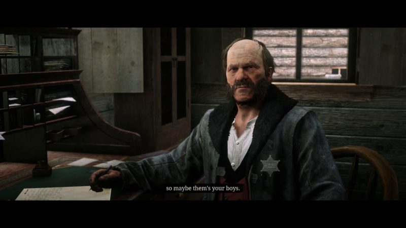 Red Dead Redemption 2 – 17
