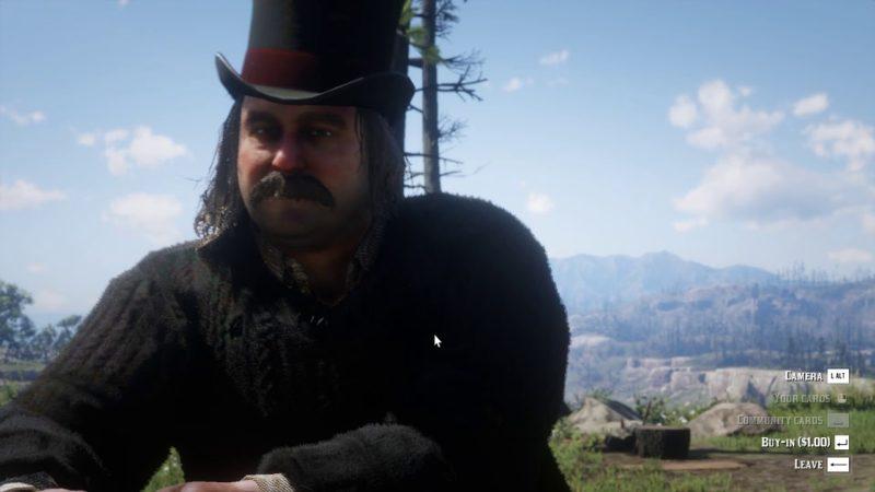 Red Dead Redemption 2 – 16 (poker)