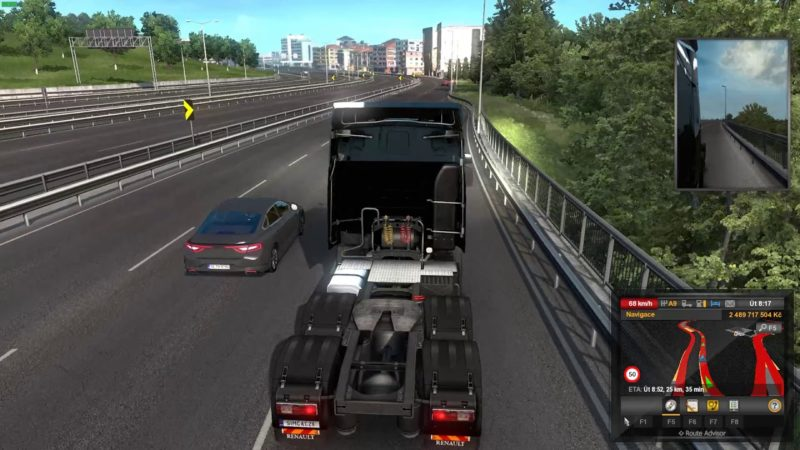 Euro Truck Simulator 2 – Road to the Black Sea – Turecko – Istanbul