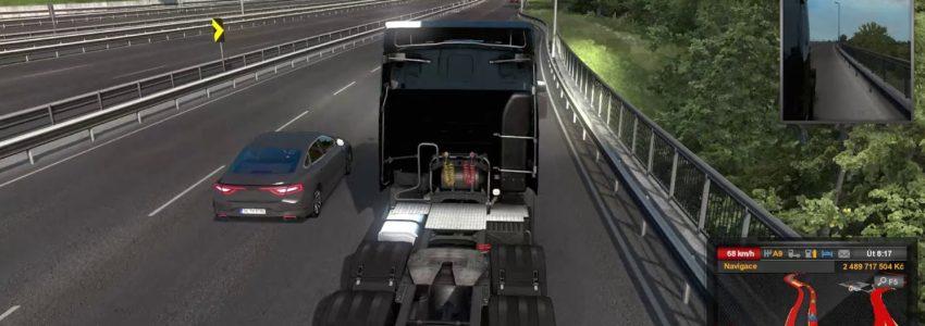Euro Truck Simulator 2 – Road to the Black Sea – Turecko – Istanbul
